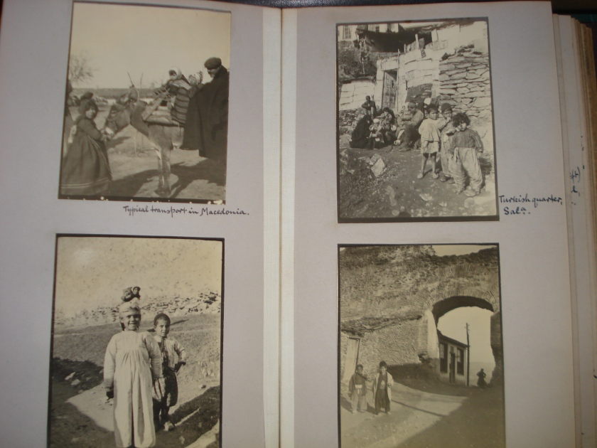 Sample page from the photo album for sale at Bearnes Hampton & Littlewood Limited, Fine Art Valuers and Auctioneers