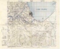 An image of a sample map from the SCS DVD set of trench maps and other material relating to the campaign.