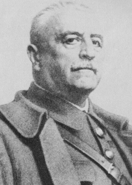 Photograph of General Franchet d'Espèrey