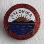 Badge of the Salonika Reunion Association (SRA)