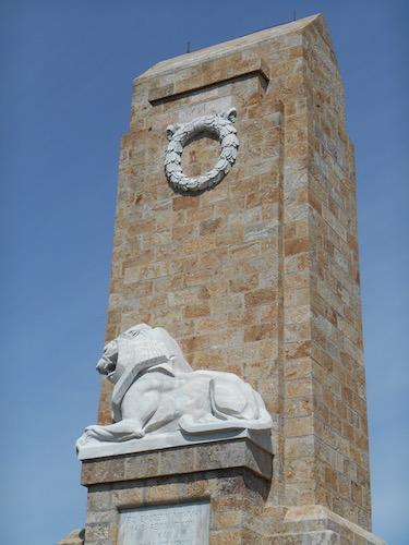 The Doiran Memorial
